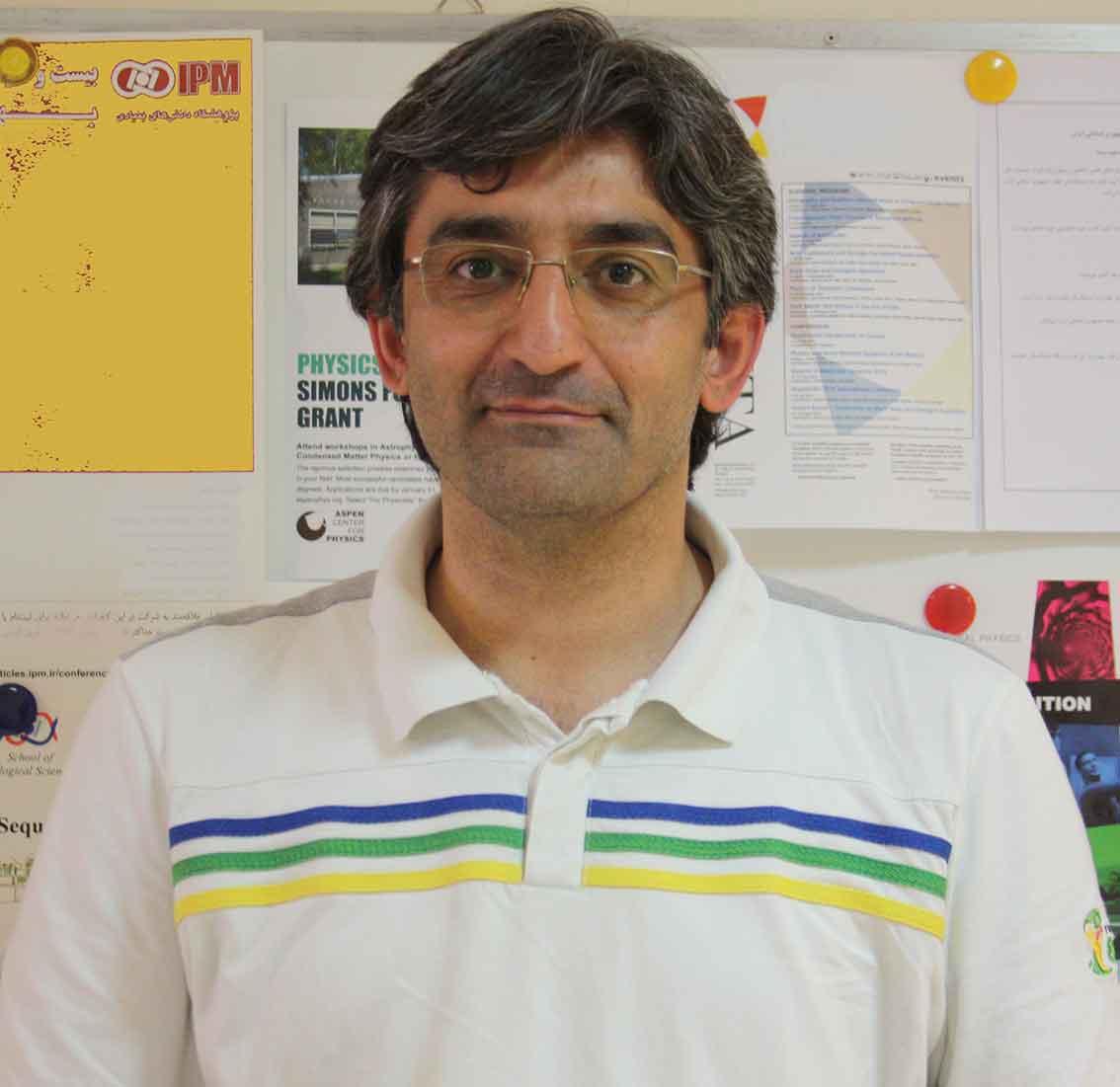 نیما خسروی برنده جایزه اول کیهان شناسی